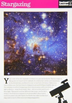 Stargazing: The Instant Guide