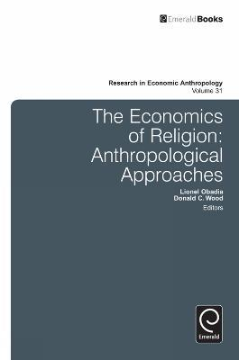 Economics of Religion  Anthropological Approaches