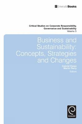 Business & Sustainability : Concepts, Strategies and Changes