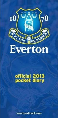 Official Everton FC 2013 Diary