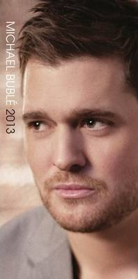 Official Michael Buble 2013 Diary