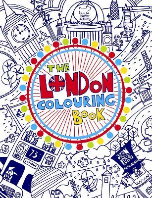 The London Colouring Book