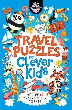 Travel Puzzles for Clever Kids
