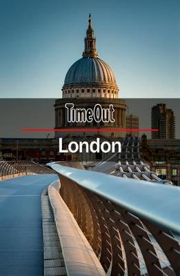 Time Out London City Guide : Travel Guide with pull-out map (Time Out City Guides)