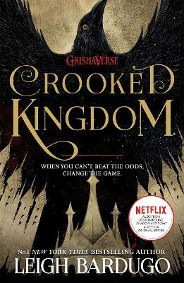 Crooked Kingdom (Six of Crows Book 2) Cover Image