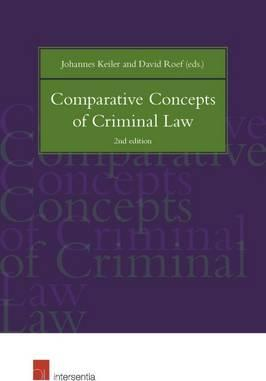 Comparative Concepts of Criminal Law 2016
