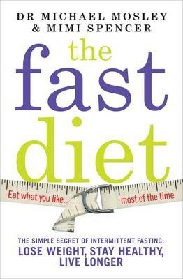 The Fast Diet (The official 5:2 diet) Cover Image