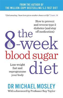 The 8-Week Blood Sugar Diet Cover Image