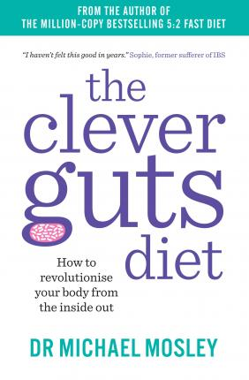 The Clever Guts Diet Cover Image