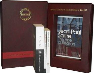 Jeanpaul Sartre Collection Age Of Reason Nausea Existentialism  Jeanpaul Sartre Collection Age Of Reason Nausea Existentialism   Humanism