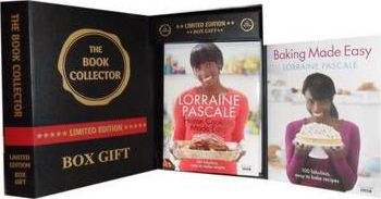 Lorraine Pascale's Cooking Collection ( Baking and Home Cooking Made Easy)
