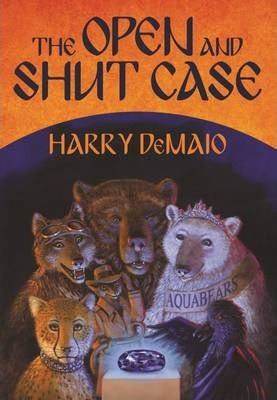 The Open and Shut Case: Octavius Bear: Book 1