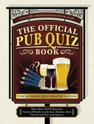 The Official Pub Quiz Book