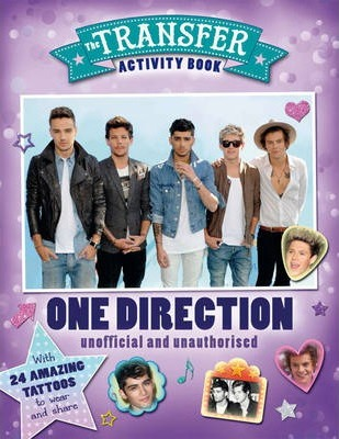 Transfer Activity Book: One Direction