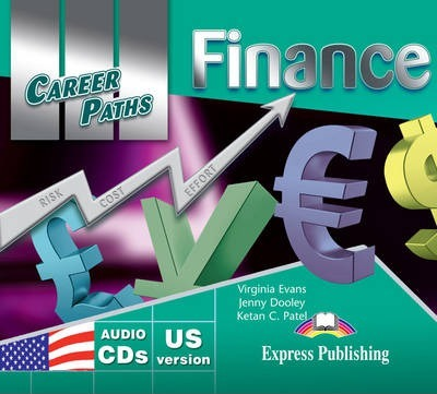 Career Paths - Finance Class CDs - US Version (set of 2) (International)