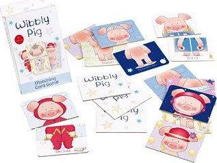 WIBBLY PIG MATCHING GAME CARDS