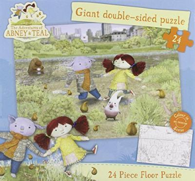 ABNEY TEAL 24 PIECE PUZZLE