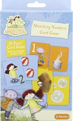 ABNEY TEAL MIX & MATCH CARD GAME