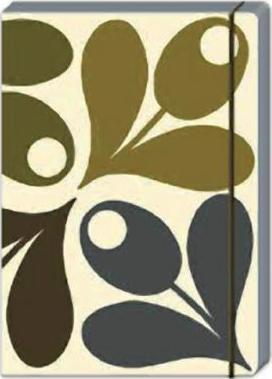ORLA KIELY PERFECT BOUND NOTEBOOK A5