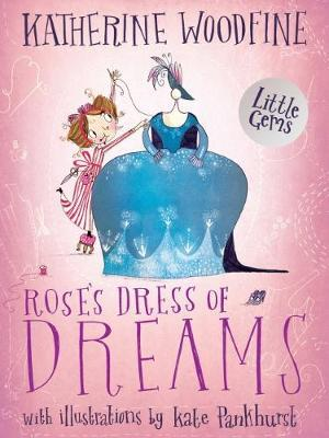 Rose's Dress of Dreams Cover Image