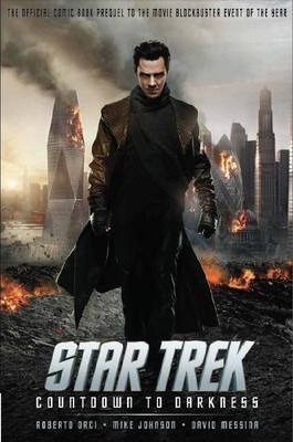 Star Trek - Countdown to Darkness Movie Prequel (Movie Tie-in Cover)