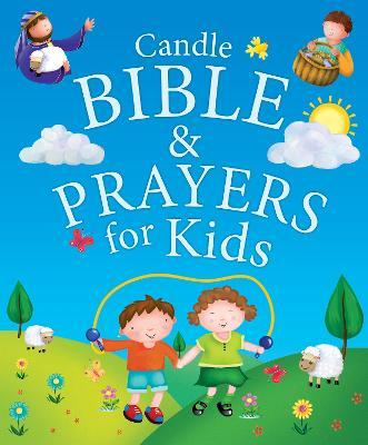 Candle Bible & Prayers for Kids Cover Image