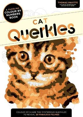 Cat Querkles THOMAS PAVITTE 9781781573556