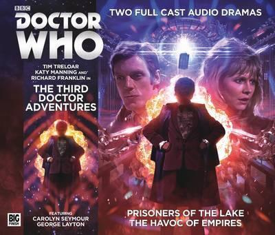 The Third Doctor Adventures: Volume 1