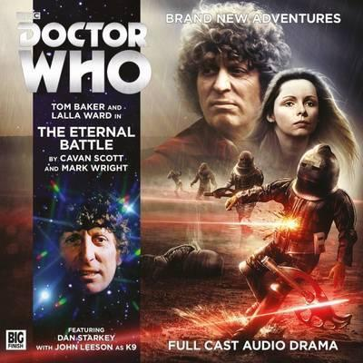 The Fourth Doctor Adventures - The Eternal Battle