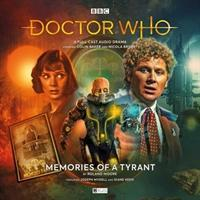 Doctor Who The Monthly Adventures #253 Memories of a Tyrant
