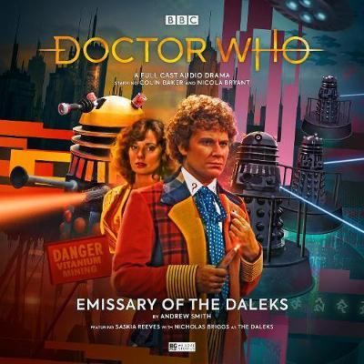 Doctor Who Monthly Adventures #254 - Emissary of the Daleks