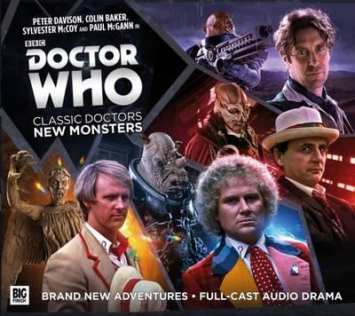 Doctor Who: Classic Doctors, New Monsters: Volume 1