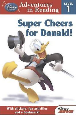 Disney Level 1 for Boys - Micky Mouse Clubhouse Super Cheers for Donald