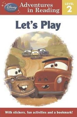 Disney Level 2 for Boys - Cars Let's Play!