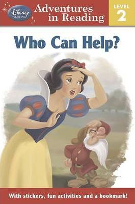 Disney Level 2 for Girls - Princess Who Can Help?