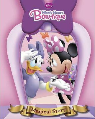 Disney Junior Minnie's Bow-tique Magical Story