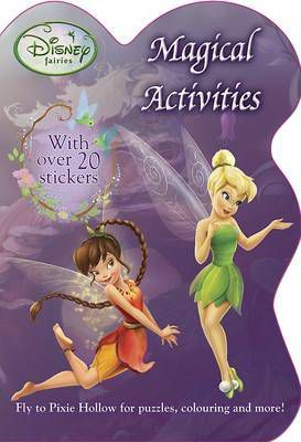 Disney Fairies - Fairy Fun Activities Collection