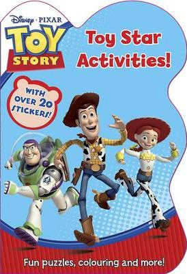 Disney Toy Story - Playtime Activities Collection