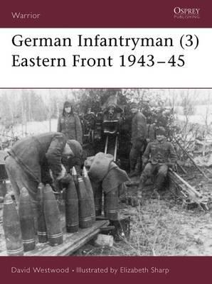 German Infantryman 3 Eastern Front 1943-45