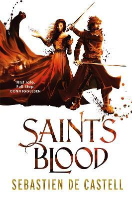 Saint's Blood : The Greatcoats Book 3