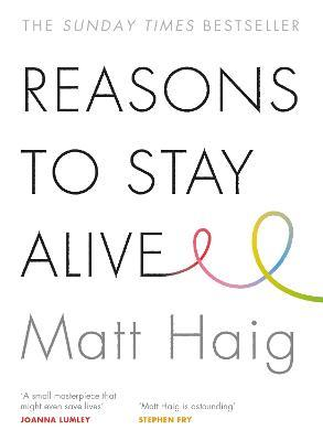 Reasons to Stay Alive Cover Image