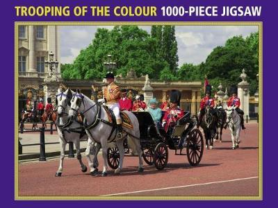 Jigsaw: Trooping of the Colour