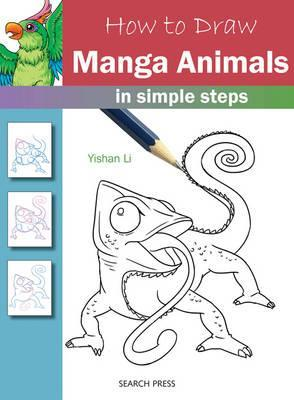 How to Draw: Manga Animals