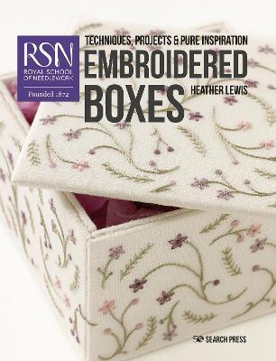 RSN: Embroidered Boxes
