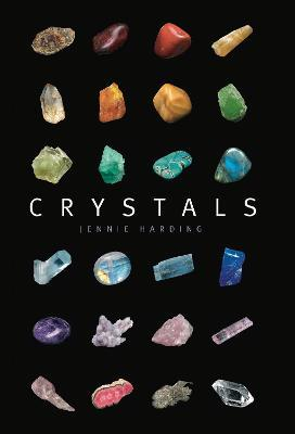 Crystals : A complete guide to crystals and color healing