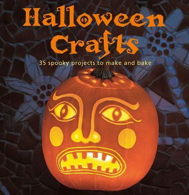 Halloween Crafts  Spooky Projects To Make And Bake