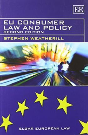 Eu Consumer Law and Policy