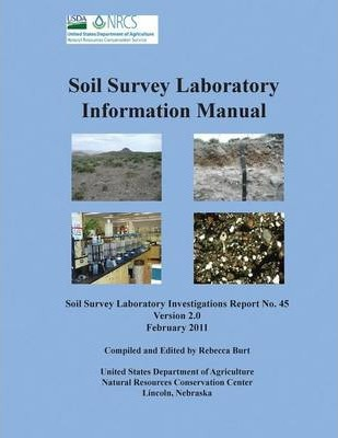 Soil survey information manual soil survey investigations for Soil investigation report