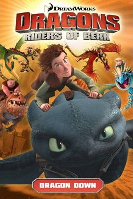 how to train your dragon books big w