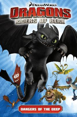DreamWorks' Dragons: Dangers of the Deep (How to Train Your Dragon TV) Volume 2